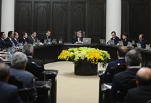 Речь Президента Сержа Саргсяна на встрече с членами нового Правительства