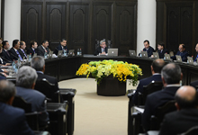Remarks by President Serzh Sargsyan at the meeting with the members of the new government