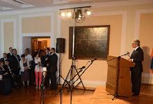 Выступление Президента Сержа Саргсяна во время встречи с армянской общиной Польши