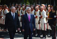 President Serzh Sargsyan's working visit to the Republic of Moldova