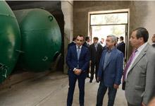 Рабочий визит Президента Сержа Саргсяна в Гегаркуникскую область