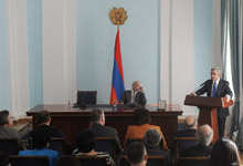 """Remarks by President Serzh Sargsyan at the """"Raoul Wallenberg 100 Anniversary"""" Medal award ceremony"""