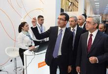 Президент Серж Саргсян на пленарном заседании ПАСЕ ответил на вопросы членов Ассамблеи