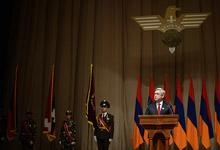 Речь Президента Сержа Саргсяна на 10-м съезде СДЕ