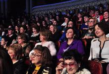 Первая леди Армении присутствовала на праздничном концерте, организованном по случаю Женского праздника