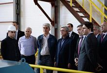 Президент Серж Саргсян с рабочим визитом отправился в Лорийскую и Тавушскую области
