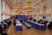 Выступление Президента Сержа Саргсяна на встрече высокого уровня в честь пятилетия Восточного партнерства