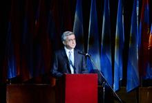 Выступление Президента Сержа Саргсяна во время встречи с представителями армянской общины Аргентины