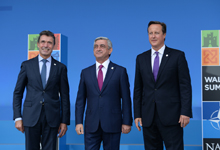 Working visit of President Serzh Sargsyan to United Kingdom