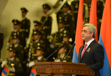 Address by President Serzh Sargsyan on the occasion of Independence Day