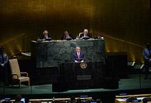 Նախագահ Սերժ Սարգսյանի աշխատանքային այցը Ամերիկայի Միացյալ Նահանգներ