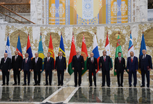 Working visit of President Serzh Sargsyan to the Republic of Belarus