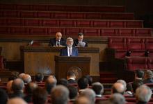 Речь Президента РА Сержа Саргсяна на 7-м съезде Союза промышленников и предпринимателей (работодателей) Армении