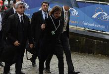 President Serzh Sargsyan takes part in EPP summit in Brussels