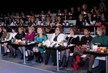 Рита Саргсян присутствовала на концерте одаренных музыкальным талантом детей с аутизмом