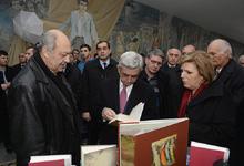 Рабочий визит Президента Сержа Саргсяна в Араратскую область
