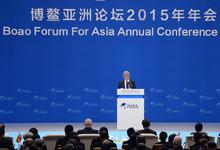 Նախագահ Սերժ Սարգսյանի ելույթը Բոաոյի միջազգային տնտեսական համաժողովում