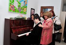 Рита Саргсян присутствовала на открытии нового здания учебно-реабилитационного центра «Мой путь»