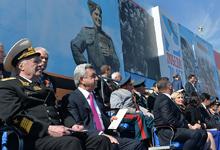 Նախագահ Սերժ Սարգսյանի աշխատանքային այցը Ռուսաստանի Դաշնություն