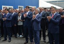 President Serzh Sargsyan's working visit to Vayots Dzor