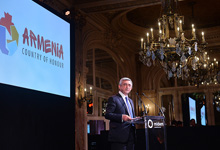 Remarks by President Serzh Sargsyan at the Midem international music festival