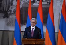 Выступление Президента Сержа Саргсяна на открытии 12-й конференции Международной ассоциации исследователей геноцида