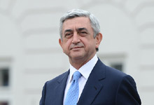 President Serzh Sargsyan's Congratulatory Message on the Occasion of Nagorno Karabakh Independence Day