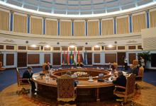Рабочий визит Президента Сержа Саргсяна в Таджикистан