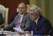 Statement by President Serzh Sargsyan at the Enlarged Session of the CSTO Collective Security Council