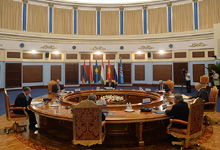 Working visit of President Serzh Sargsyan to the Republic of Tajikistan