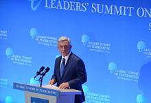 Նախագահ Սերժ Սարգսյանի ելույթը ՄԱԿ-ի խաղաղապահությանը նվիրված գագաթնաժողովում