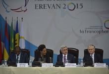 Выступление Президента Сержа Саргсяна на 31-й министерской конференции франкофонии
