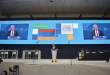 Statement by the President of the Republic of Armenia Serzh Sargsyan at the European People's Party Statutory Congress