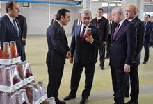 President Serzh Sargsyan's visit to Ararat marz