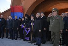 Президент Серж Саргсян посетил Армавирскую область