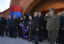 President Serzh Sargsyan's visit to Armavir marz