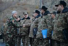 Рабочий визит Президента Сержа Саргсяна в Нагорно-Карабахскую Республику