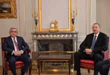 Working visit of President Serzh Sargsyan to Switzerland