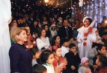 Первая леди Армении Рита Саргсян приняла участие в праздничном мероприятии, организованном для бенефициаров фонда «Подари жизнь»