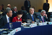 Statement by the President of the Republic of Armenia Serzh Sargsyan at the Nuclear Security Summit