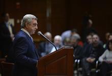 Выступление Президента РА Сержа Саргсяна в школе управления имени Кеннеди Гарвардского университета