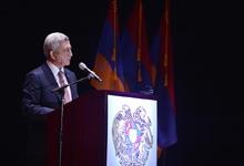 Выступление Президента РА Сержа Саргсяна на встрече с представителями армянской общины Восточного берега США
