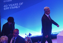 President Serzh Sargsyan participated at the EPP Summit in Luxemburg