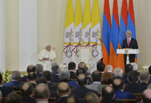 Speech օf the President of the Republic of Armenia Serzh Sargsyan