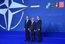 Рабочий визит Президента Сержа Саргсяна в Республику Польша