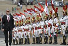 Рабочий визит Президента Сержа Саргсяна в Федеративную Республику Бразилия