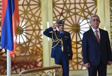 Официальный визит Президента Сержа Саргсяна в Объединённые Арабские Эмираты