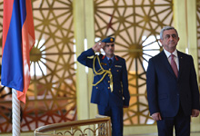 Official visit of President Serzh Sargsyan to the United Arab Emirates