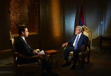 «Սքայ Նյուզ Արաբիա» հեռուստաընկերությանը ՀՀ Նախագահի հարցազրույցը