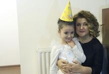 Первая леди РА Рита Саргсян присутствовала на церемонии открытия обновлённого столичного детского сада №126